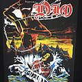 Dio - Patch - Dio - Holy Diver - Back Patch