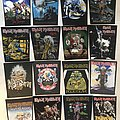 Iron Maiden - Patch - Many Maiden + Other back patches - For you