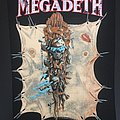 Megadeth - Youthansia Totem Pole - Vintage Back Patch 1994