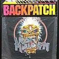 Iron Maiden - Eddie Crunch - Back Patch 1988 (Sealed!)