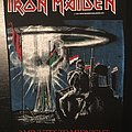 Iron Maiden - 2 Minutes to Midnight - Vintage Back Patch 1984 (version 3)