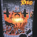 Dio - Last in Line - Back Patch