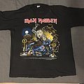 Iron Maiden - No Prayer on the Road - Vintage Tour T-shirts 1990