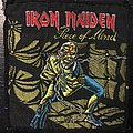 Iron Maiden - Patch - Iron Maiden - Piece of Mind - Vintage patch