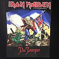Iron Maiden - The Trooper 1983 (colorful version) Patch