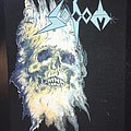 Sodom - Patch - Sodom - Agent Orange - Back Patch 1990