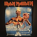 Iron Maiden - Patch - Iron Maiden - Seventh Son of a Seventh Son - Back Patch (nr. 4)