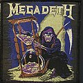 Megadeth - Countdown To Extinction - Vintage Patch 1994
