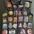 King Diamond - Battle Jacket - King Diamond & Mercyful Fate Dedication Battle Vest
