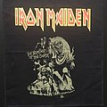 Iron Maiden - Patch - Iron Maiden - Number of the Beast - Bootleg Back Patch