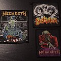 Megadeth - Patch - Patches for the Ripper of the Southern Cross