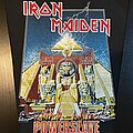 Iron Maiden - Patch - Iron Maiden - Powerslave Back Patch