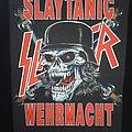 Slayer - Patch - Slayer - Slaytanic Whermacht - Back Patch