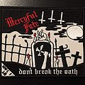 Mercyful Fate - Patch - Mercyful Fate - Don't Break the Oath - Patch