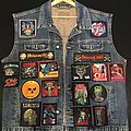 Obituary - Battle Jacket - Battle Vest - Classic Patches only (Vest nr. 1)