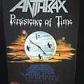 Anthrax - Persistence of Time - Back Patch 1990