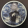 Dark Fortress - Patch - Dark Fortress - Profane Genocidal Creations patches (Green Border - Silver Logo)