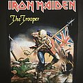 Iron Maiden - Patch - Iron Maiden - The Trooper - Back Patch 2004