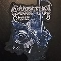 Dissection - Storm of the Light's Bane - 'official' laser-cut patch