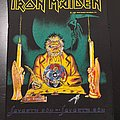Iron Maiden - Patch - Iron Maiden - 7th Son of a 7th Son - Back Patch 1988 (Yellow Version)