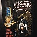 King Diamond - Patch - King Diamond - The Dark Sides - Back Patch