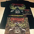 Possessed - TShirt or Longsleeve - POSSESSED t-shirt & vinyl & CD