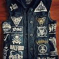 Lucifer's Child - Battle Jacket - Battle Jacket Black/White