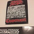 Morbid Angel Covenant back patch 1994