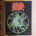 Morbid Angel - Patch - Morbid Angel Blessed Are The Sick Back Patch