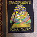 Iron Maiden Powerslave Back Patch Holdings