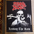 Morbid Angel Leading The Rats Back Patch