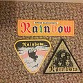 Rainbow - Patch - Rainbow patches from the Dio albums