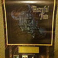 Mercyful Fate Dead Again Promo Poster Other Collectable
