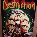 Destruction Release From Agony Back Patch