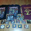 Gorefest - Tape / Vinyl / CD / Recording etc - My Gorefest collection so far