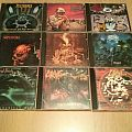 Metal cd's for trade/sale First press!