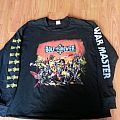 Bolt Thrower Warmaster TShirt or Longsleeve