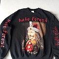 Hate Forest  Kazikli Voyvoda longsleeve