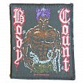 Body Count Woven Patch