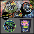 Acid Witch - Patch - Wanted: Acid Witch, Municipal Waste and Megadeth Patches