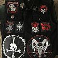 War Metal Vest