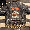 Sodom - Battle Jacket - Painted Leather Update 2020