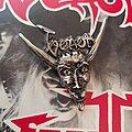 Venom - Pin / Badge - Venom - Black Metal diecast pin