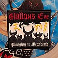 Hallows Eve - Patch - Hallows Eve - Plunging Into Megadeath (Fanmade)