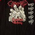 Condemned - TShirt or Longsleeve - Fixation On Suffering
