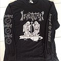 Incantation - Siege of the profane asia tour 2018 TShirt or Longsleeve