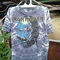 iron maiden - fear of the dark tiedye 1990 TShirt or Longsleeve