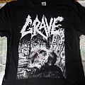 Grave - European Tour 2014 with Entombed A.D. TShirt or Longsleeve