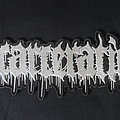Incarceration - Patch - Incarceration -  Logo Backpatch 290 mm (embroidered)