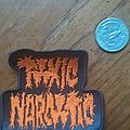 Toxic Narcotic - Patch - Toxic Narcotic Logo (Patch)